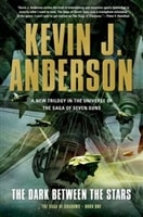 Dark Between the Stars, The | Anderson, Kevin J. | Signed First Edition Book