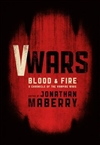 Anderson, Kevin J. | V-Wars: Blood  & Fire | Signed First Edition Book