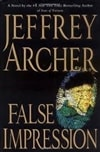 False Impression | Archer, Jeffrey | Signed First Edition Book