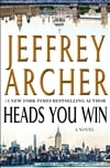 Heads You Win by Jeffrey Archer | Signed First Edition Copy