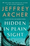 Archer, Jeffrey | Hidden in Plain Sight | Signed First Edition Book