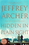 Archer, Jeffrey | Hidden in Plain Sight | Signed UK First Edition Book
