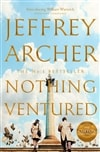 Archer, Jeffrey | Nothing Ventured | Signed UK First Edition Copy