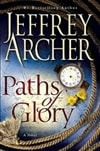 Paths of Glory by Jeffrey Archer | Signed First Edition Book