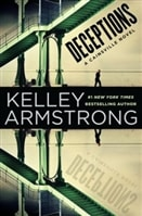 Deceptions | Armstrong, Kelley | Signed First Edition Book