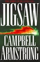 Jigsaw | Armstrong, Campbell | Signed First Edition UK Book