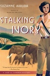 Stalking Ivory | Arruda, Suzanne | First Edition Book