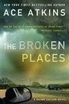 Broken Places, The | Atkins, Ace | Signed First Edition Book