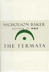 Fermata, The | Baker, Nicholson | First Edition Book