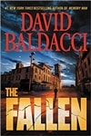 The Fallen by David Baldacci Signed First Edition Book