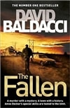 Fallen, The | Baldacci, David | Signed First Edition UK Book