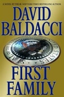 First Family | Baldacci, David | Signed First Edition Book
