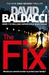 Baldacci, David | Fix, The | Signed First UK Edition Book