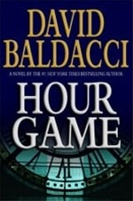 Baldacci, David - Hour Game (Signed First Edition)
