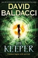 Keeper, The (Vega Jane Series #2) | Baldacci, David | Signed First Edition Book