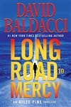 The Long Road to Mercy by David Baldacci | Signed First Edition Book