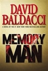 Baldacci, David - Memory Man (Signed First Edition)