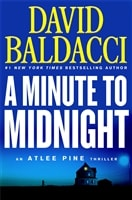 Baldacci, David | Minute to Midnight, A | Signed First Edition Copy