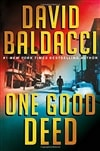 Baldacci, David | One Good Deed | Signed First Edition Copy