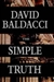 Simple Truth, The | Baldacci, David | Signed First Edition Book