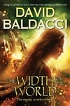 Width of the World, The | Baldacci, David | Signed First Edition Book