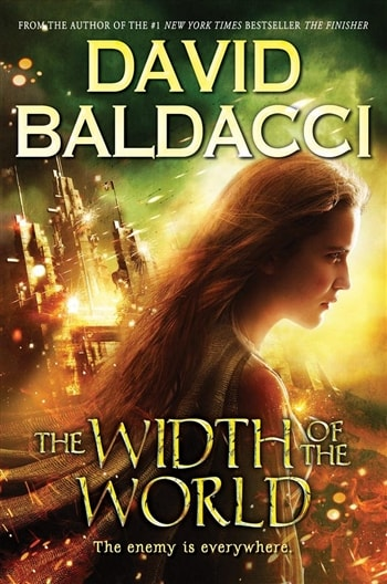 Width of the World by David Baldacci