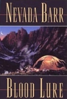 Blood Lure | Barr, Nevada | Signed First Edition Book