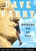 Boogers Are My Beat | Barry, Dave | Signed First Edition Book