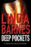 Deep Pockets | Barnes, Linda | Signed First Edition Book