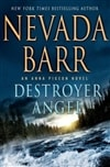 Destroyer Angel | Barr, Nevada | Signed First Edition Book