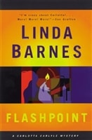 Flashpoint | Barnes, Linda | Signed First Edition Book