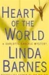 Barnes, Linda | Heart of the World | Signed First Edition Book