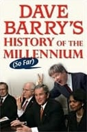 Dave Barry's History of the Millenium | Barry, Dave | Signed First Edition Book