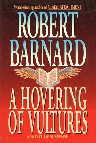 A Hovering of Vultures by Robert Barnard