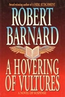 Hovering of Vultures, A | Barnard, Robert | Signed First Edition Book