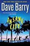 Insane City | Barry, Dave | Signed First Edition Book