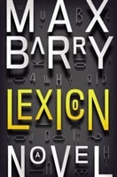 Lexicon | Barry, Max | Signed First Edition Book