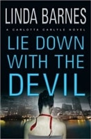 Lie Down with the Devil | Barnes, Linda | Signed First Edition Book