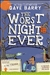 Worst Night Ever, The | Barry, Dave | Signed First Edition Book
