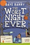 Barry, Dave | Worst Night Ever, The | Signed First Edition Book