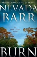 Burn | Barr, Nevada | Signed First Edition Book