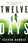 Twelve Days | Barnes, Steven | Signed First Edition Book