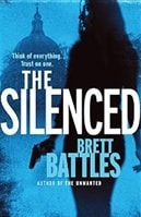 Silenced, The | Battles, Brett | Signed First Edition UK Book