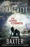 Baxter, Stephen & Pratchett, Terry | Long Cosmos, The | Signed First Edition Book