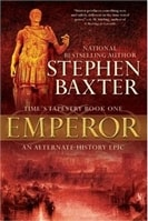 Baxter, Stephen | Emperor | Signed First Edition Book