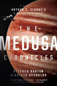 The Medusa Chronicles by Stephen Baxter
