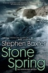 Stone Spring | Baxter, Stephen | Signed First Edition Book