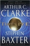 Baxter, Stephen & Clarke, Arthur C. | Time's Eye | Double Signed First Edition Book