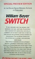 Switch | Bayer, William | Signed Special Preview Edition Paperback Book