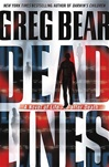 Dead Lines | Bear, Greg | Signed First Edition Book